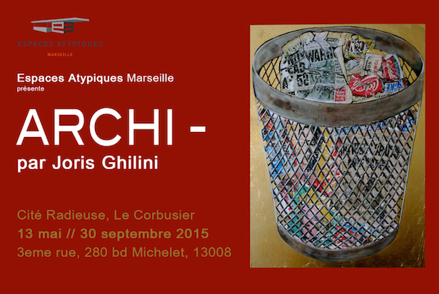 flyer site web ARCHI- expo joris