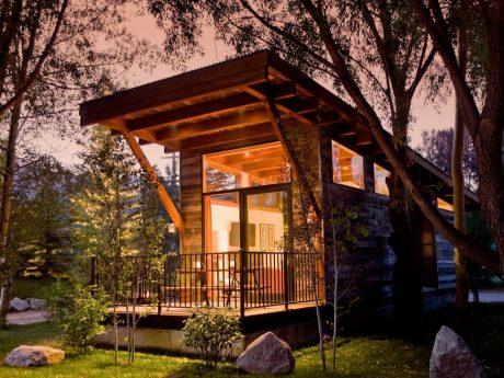 Les Tiny Houses Bien Plus Que Des Micro Maisons En Bois