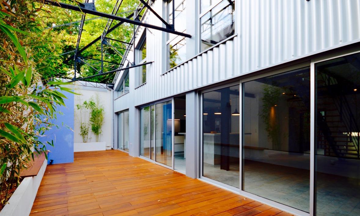 mode d emploi pour transformer son garage en nouveaux. Black Bedroom Furniture Sets. Home Design Ideas