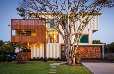 la tendance des maisons containers vraie ou fausse bonne id e. Black Bedroom Furniture Sets. Home Design Ideas