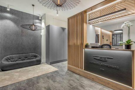 espaces atypiques lyon fait peau neuve avec son architecte int gr e. Black Bedroom Furniture Sets. Home Design Ideas