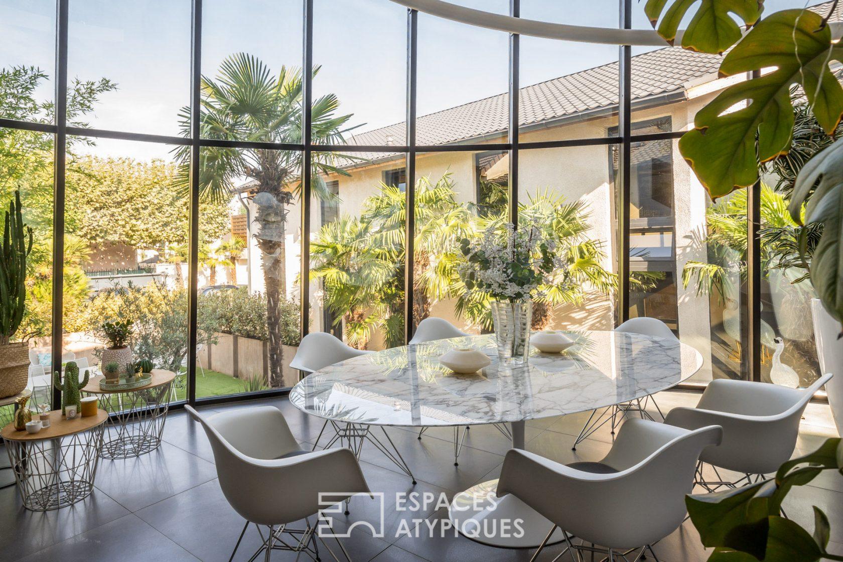 Maison D Architecte Avec Terrasse Espaces Atypiques